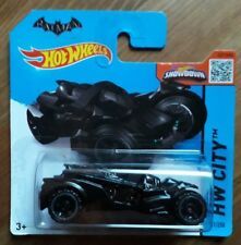 Hot Wheels - Arkham Knight Batmobile - NEW