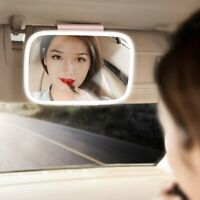 Baseus LED Leuchte beleuchtet Auto Sonnenblende 8,3 Zoll Ultra-Klar Spiegel