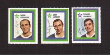 Oakland Seals NHL Hockey 1971 Colgate Stamps Rosaire Paiement Gary Jarrett +