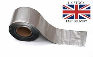 10 metres x 100mm ALUBUTYL Aluminum Aluminium Butyl Self-adhesive Flashing Tape