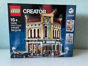 LEGO® Modular Buildings 10232 Kino Cinema Palace Creator Neu / OVP