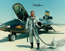 Bill DANA Signed Autograph 10x8 Photo 1 COA AFTAL NASA Test Pilot X-15 Astronaut