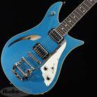 Duesenberg: DDC CTB Double Cat (Catalina Blue) Electric Guitar for sale