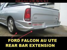 FORD FALCON AU UTE TICKFORD REAR BAR ADD ON SKIRT 9-98 TO 9-02 MODELS