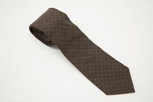 NWT  Brunello Cucinelli Mens 100% Wool Polka-Dotted Necktie One Size  A191