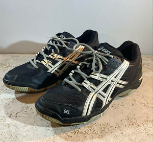 ASICS GEL ROCKET MENS VOLLEYBALL INDOOR COURT SHOES SIZE US11.5 EU46 TRAINING