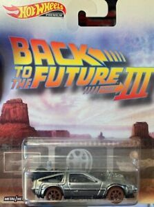 A8 1/64 Hot Wheels Back to the Future 11 Premium