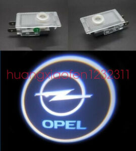2pcs Laser LED Door courtesy Shadow Projector Light For opel Insignia