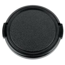 58mm Universal Side Pinch Plastic Lens Cap - UK Stock