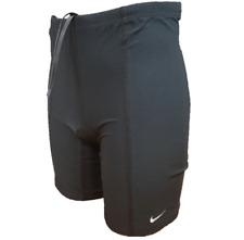 NEW Nike Mens Dri-Fit Running Shorts Cycling Base Layer Tights Black