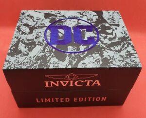 Invicta Superman collaboration Men's new watch Model No: 32695