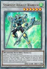 Stardust Assault Warrior	CT15-EN008		Ultra Rare	- NM -	2018 Mega-Tin
