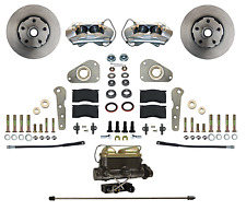 Ford Galaxie Front Disc Brake Conversion Kit -  Manual Brakes