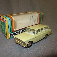 453E UDSSR Soviet Moskvitch 426 A3 Saratov USSR Novoexport 1/43