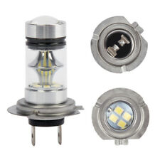 H7 100W Super Bright CREE LED Fog Tail Driving Car Head Light Bulb White Lamp