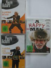 Pierre Richard Sammlung - Große Blonde kehrt zurück, schwarzem Schuh, Happy Man