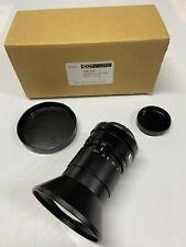 Kowa Lm28Lf 28mm F2.8 Mf Cctv lens
