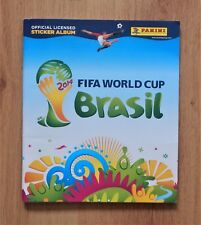 Panini FIFA World Cup Brazil 2014 Album Complete With All 640 Stickers