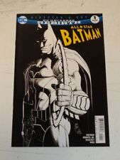 BATMAN ALL STAR #1 DC UNIVERSE REBIRTH DIRECTORS CUT NM (9.4)