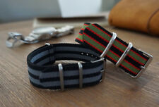 20mm James Bond NATO Style Watch Strap Collection