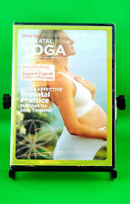 Prenatal Yoga (DVD, 2003) Shiva Rea's Brand New Sealed
