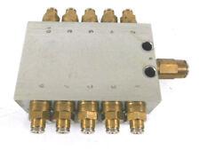 SKF Zentralschmierung Verteiler VPBM-5