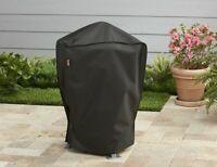 Smoker Cover 22w x 18d x 30h Waterproof Ripstop Fabric(Vertical) Expert Grill