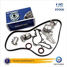 Timing Belt Kit Water Pump Kit Fits 07-15 Mitsubishi Outlander 3.0L 6B31 24V