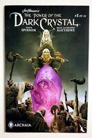 Jim Henson's THE POWER OF THE DARK CRYSTAL #1• Archaia Studios • NETFLIX TV Show