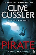 Pirate: Fargo Adventures #8 By Clive Cussler, Robin Burcell