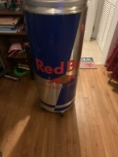 Red Bull Large Electric Can/Bottle Cooler/Fridge - Rolls-42� X 18-Local Pick Up