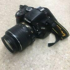Nikon D D5100 16.2MP Digital SLR Camera KIT & AF-S DX VR 18-55mm 1:3.5-5.6G lens