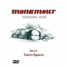 Monamour / Lyubov moya Tinto Brass (DVD NTSC)  with ENGLISH SUBTITLES