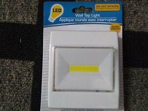 LED Night Light, Bright White - on/off