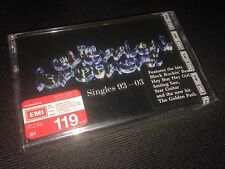 The Chemical Brothers Singles 93-03 (Virgin 2003) Cassette Tape NEW SEALED