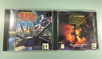 Star Wars Rebel Assault 1 And 2 - PC games