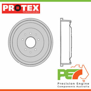 2x New *PROTEX* Brake Drums For CHEVROLET CORVETTE C1 327 V8 CARB..