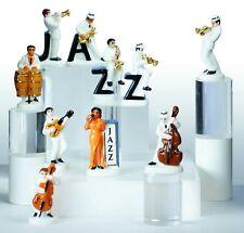 nouveauté 2020 série complète de10 fèves 100 ans de jazz