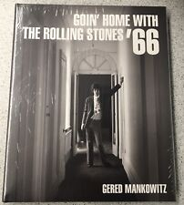 ROLLING STONES :: Going Home With The Stones '66 . Hardback Book