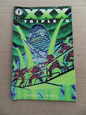 Triple X   6 OF 7 . Dark Horse 1995 - VF