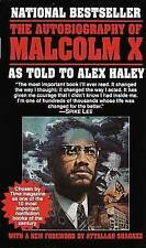 NEW The Autobiography of Malcolm X by Malcolm X