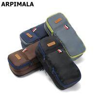 Waterproof Men Cosmetic Bag Toiletry Case Travel Organizer Small Portable Handy
