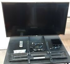 """LG 43"""" 4k Ultra HD LED Smart TV with Accessories Bundle"""