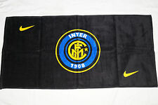 Nike FC Inter Mailand 1908 Sport Tuch Towel Hand Bade 50*100cm soccer 568692-010