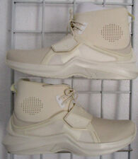 Women's Puma Fenty The Trainer Hi Sneakers, New Whisper White Walking Shoes Sz 8