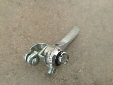Vintage Sachs Huret Single Gear Shifter Lever Stem Mounting Clamp Band On