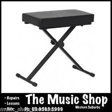 Xtreme KT140 Heavy Duty Height Adjustable Keyboard or Piano Stool