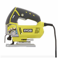 Ryobi Orbital Jig Saw Variable Speed Power Tool Electric Corded T Shank Blades