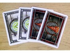 Talisman 4th Edition (Revised) Alignment Cards x 4  (Good / Evil)
