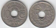 Gertbrolen  10 Centimes  en Cupro-Nickel Lindauer 1924  Atelier de Poissy  N° 7